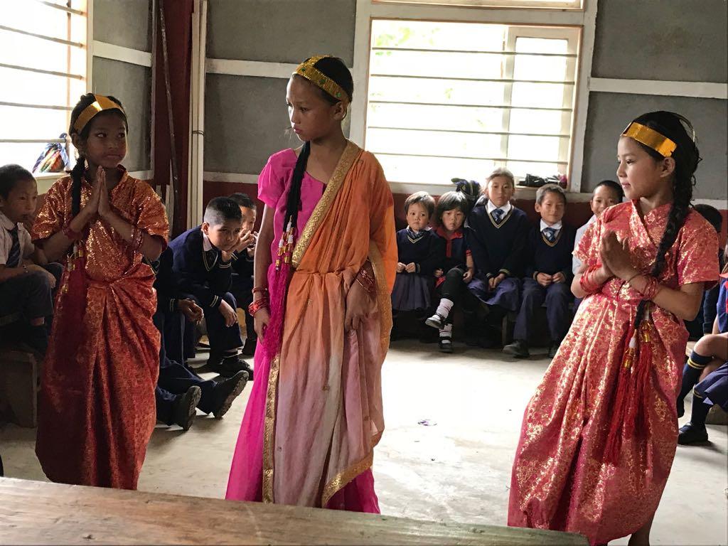 école en Inde