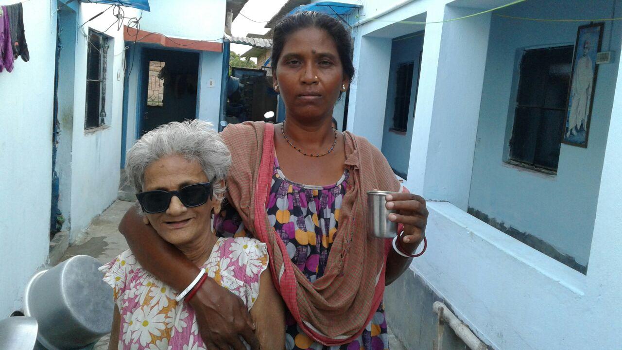 maison de retraite en Inde