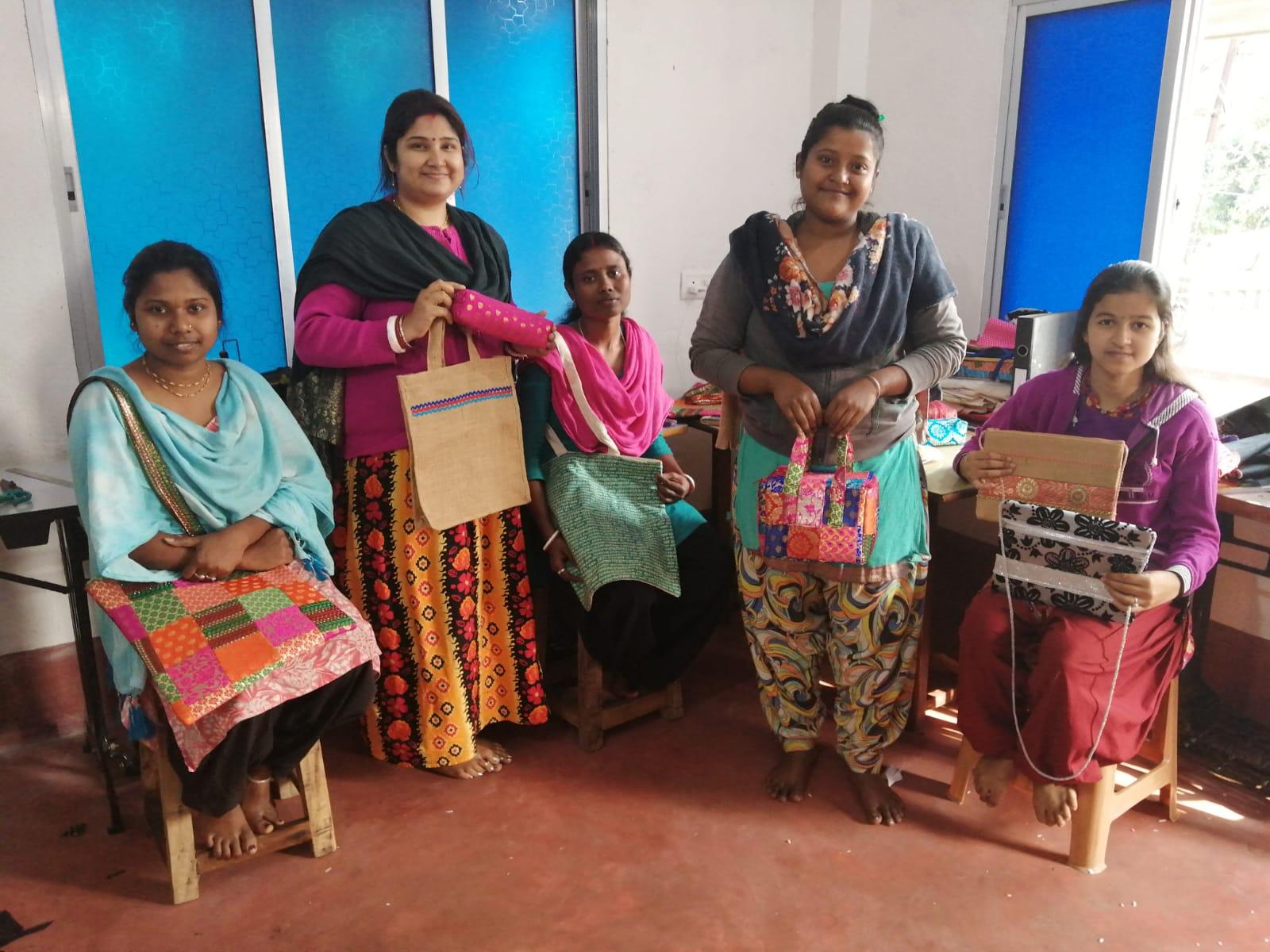 Projet femmes inde